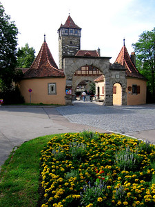 Gate to Rothenburg