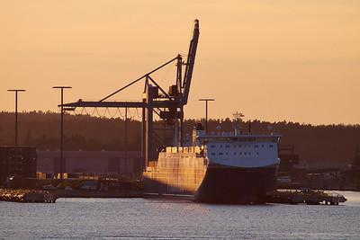 Helsinki East Harbour