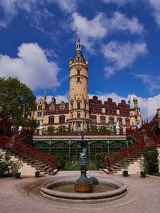 The Castle of Schwerin