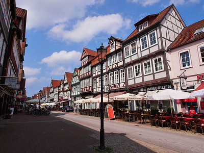 Celle Old Houses