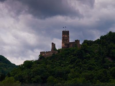 Burgruine Fürstenberg Rheindiebach