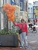 Anyone want a cheap orange balloon?