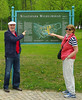 Then it was on to Hanau, near Frankfurt, to see our old friends Dieter and Hille. Dieter is a great guide...