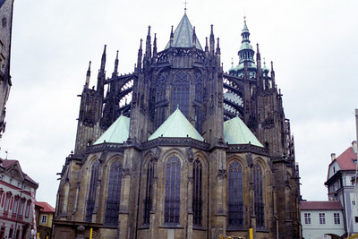Germany and Prague 2002