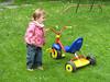 Antonie und das Dreirad