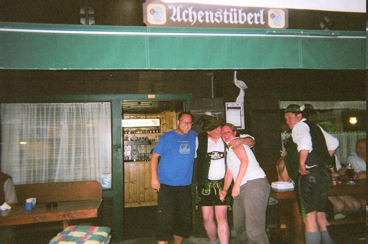 Drunk Bavarians