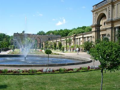 Orangerie at Sanssouci