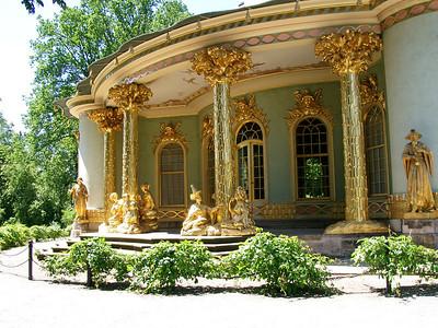 At Sanssouci