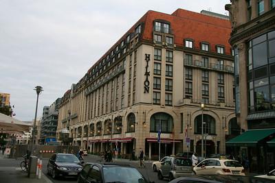 Berlin - August 2007