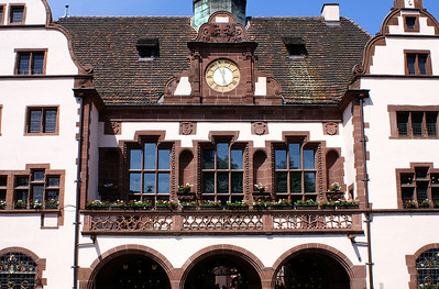 Town hall in Freiburg