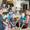 We met up with Shannon Marks and her three boys at the Ramstein Hofbrauhaus