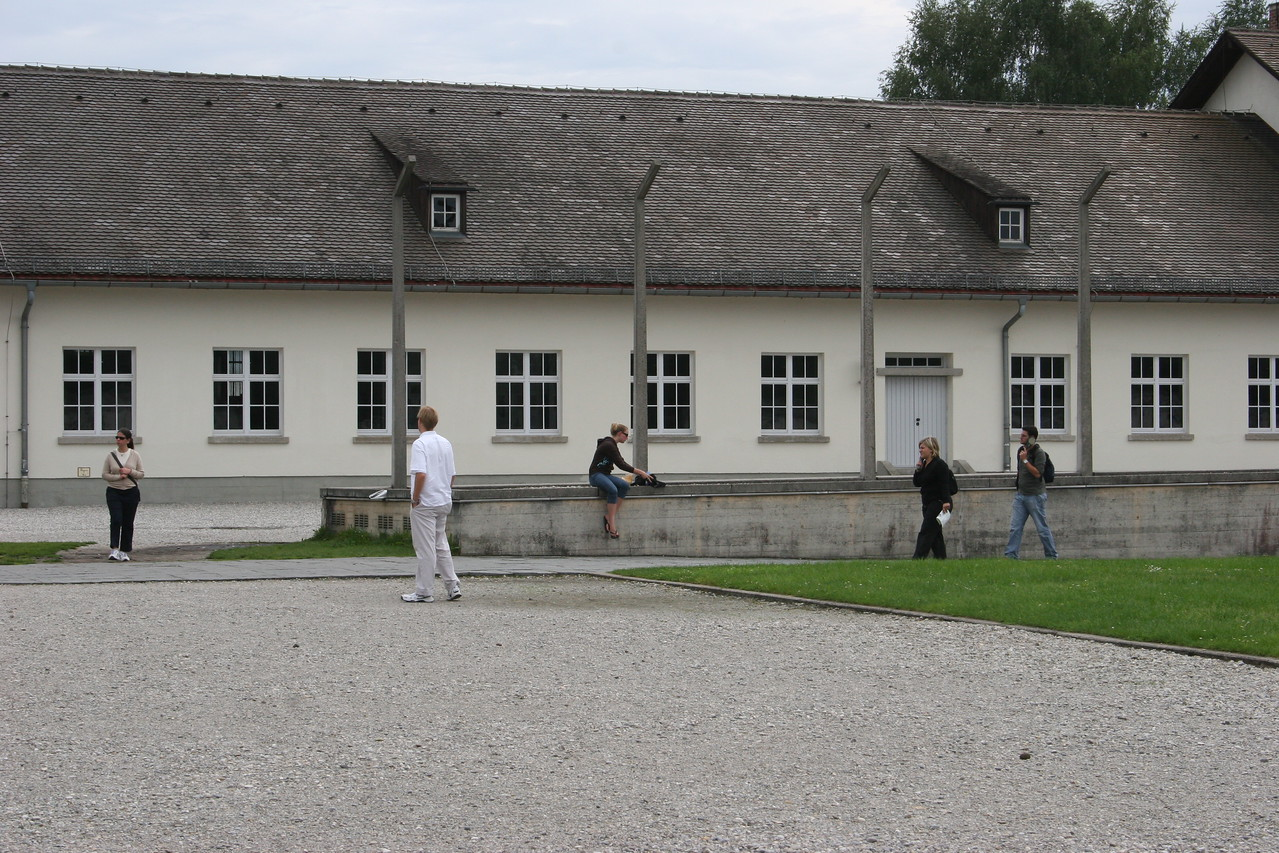 Dachau was the first and one of the last concentration camps to be used by the Nazi's.  Located about an hour's drive from Munich.  This tour was very informative and powerful.