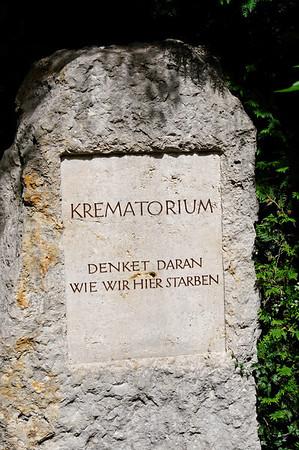 Campo de concentração de Dachau Crematorium
