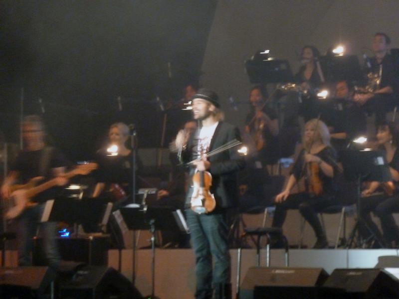 Garrett in Munich