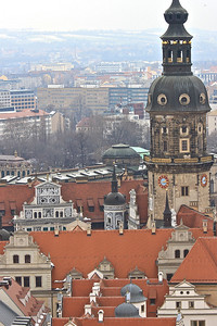 View from Frauenkirche dome