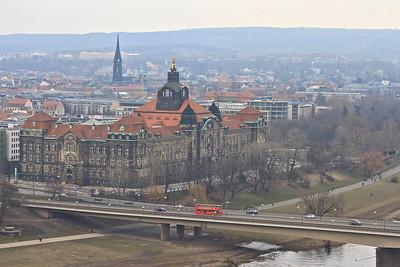 View across the Elbe.