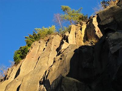Rock climbing in Ettringen