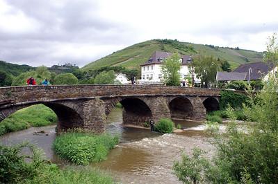 River Ahr in Rech
