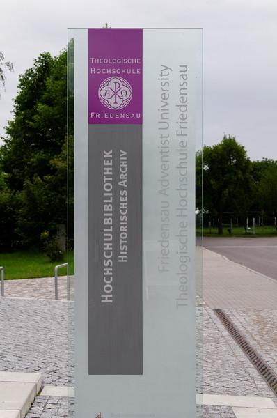 Friedensau Adventist University <br /> Germany