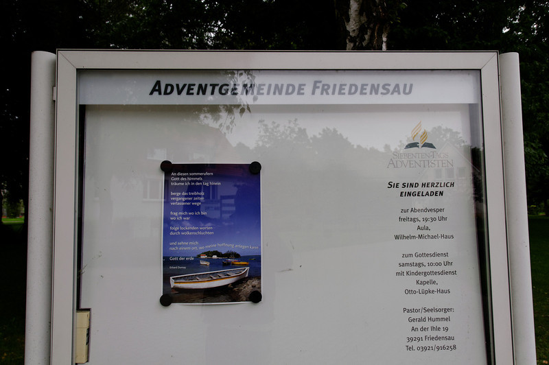 Friedensau Adventist University <br /> Germany