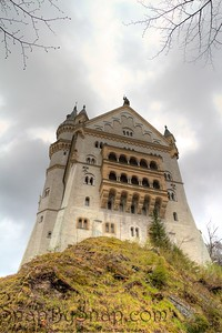 Imposing Newschwander Castle