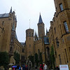 Burg Hohenzollern, Hohenzollern Schlosses, Hohenzollern Castle, Germany