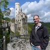 Germany, Lichtenstein Castle, Schlosses Lichtenstein