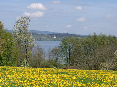 Lake of Constance - Birnau on the other side