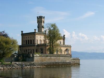 Schloss Montfort in Langenargen