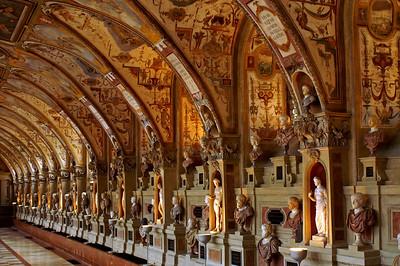 The Antiquarium in the Residenz