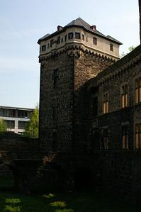 Castle in Andernach