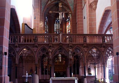 Liebfrauenkirche in Bacharach