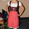 My traditional dirndl