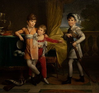 The sons of Merchant Ney (sp?) by Marie-Alionere Godefroid