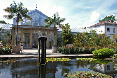 Botanical gardens in Bonn