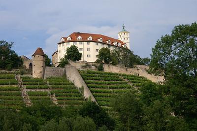 Schloss Kaltenstein in Vaihingen