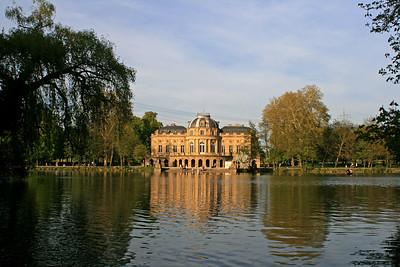 Schloss Monrepos in Ludwigsburg
