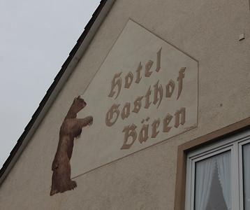 Weingarten, Ulm, Fussen, Garmish
