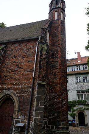 """Stadtkirche"", City Church Wittenberg, Alemanha"
