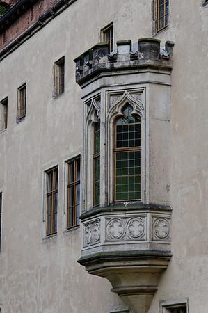 The Lutter house Wittenberg, Alemanha
