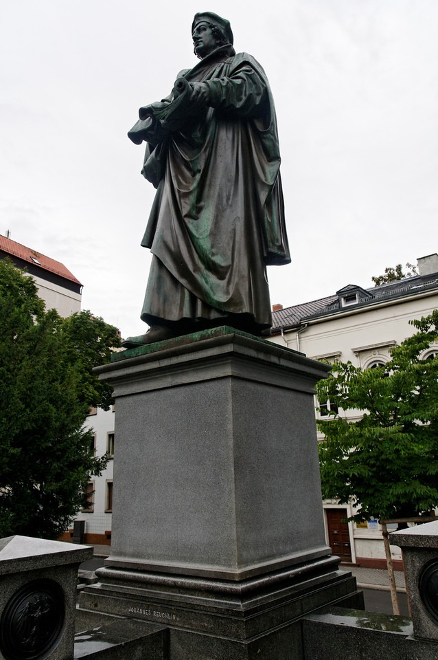 Luther Monument<br /> Worms, Germany