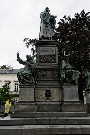 Luther Monument Worms, Germany