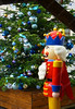 Germany - Bavaria - Munich - Christmas Market 2013 - nutcracker and tree