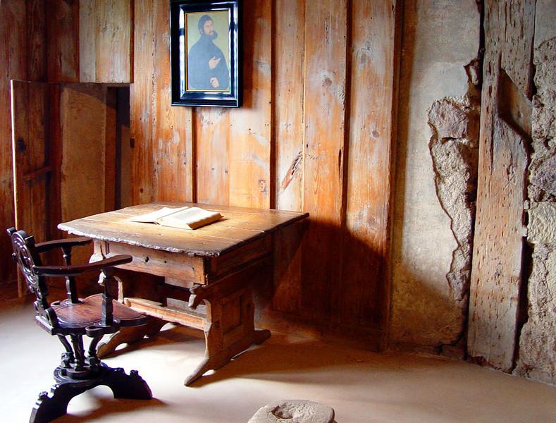 Luther's room, Wartburg Castle
