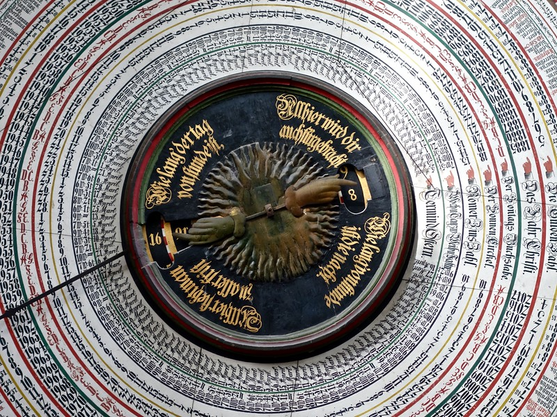 St. Marien Cathedral Astronomical Clock