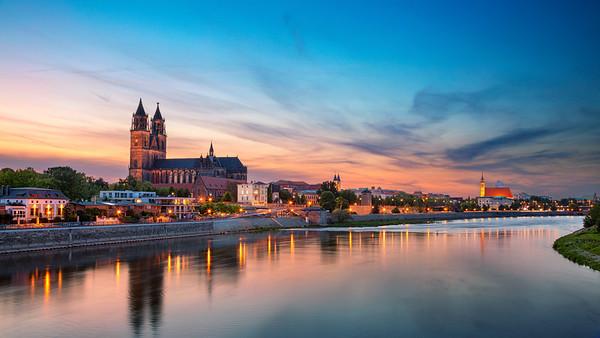 Magdeburg, Germany.