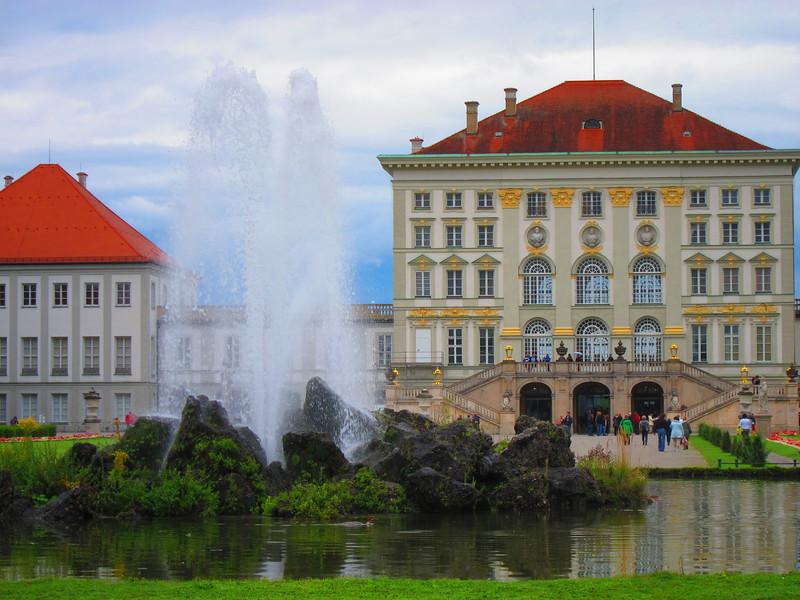 Nymphenburg Schloss 2
