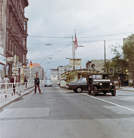 1967 Checkpoint Charlie