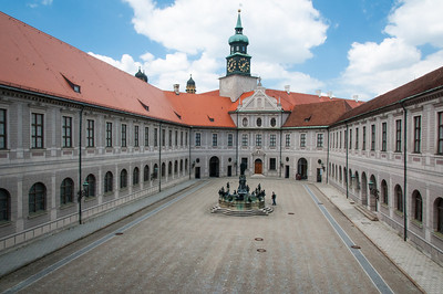 The Royal Residenz of the Wittelsbachs has hundreds of rooms and now houses four museums.