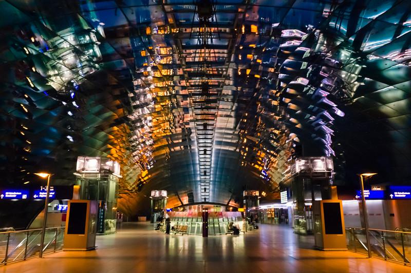 Hauptbanhof Flughafen, Frankfurt